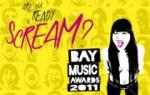 THE 2011 BAY MUSIC AWARDS.BAY ARENA - 12-12-11