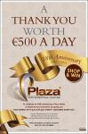 Shop and win with The Plaza Sliema